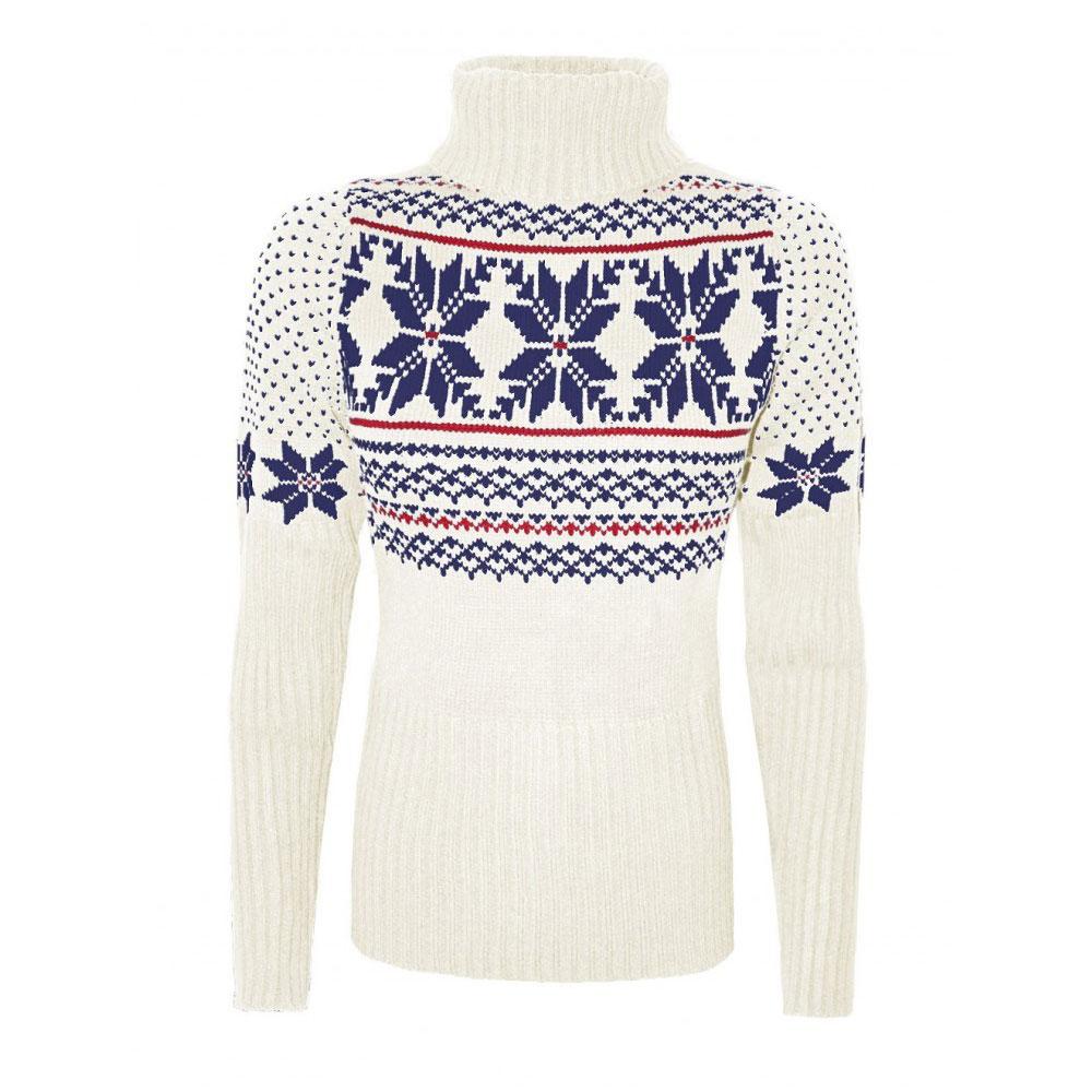 pulover alb imprimat