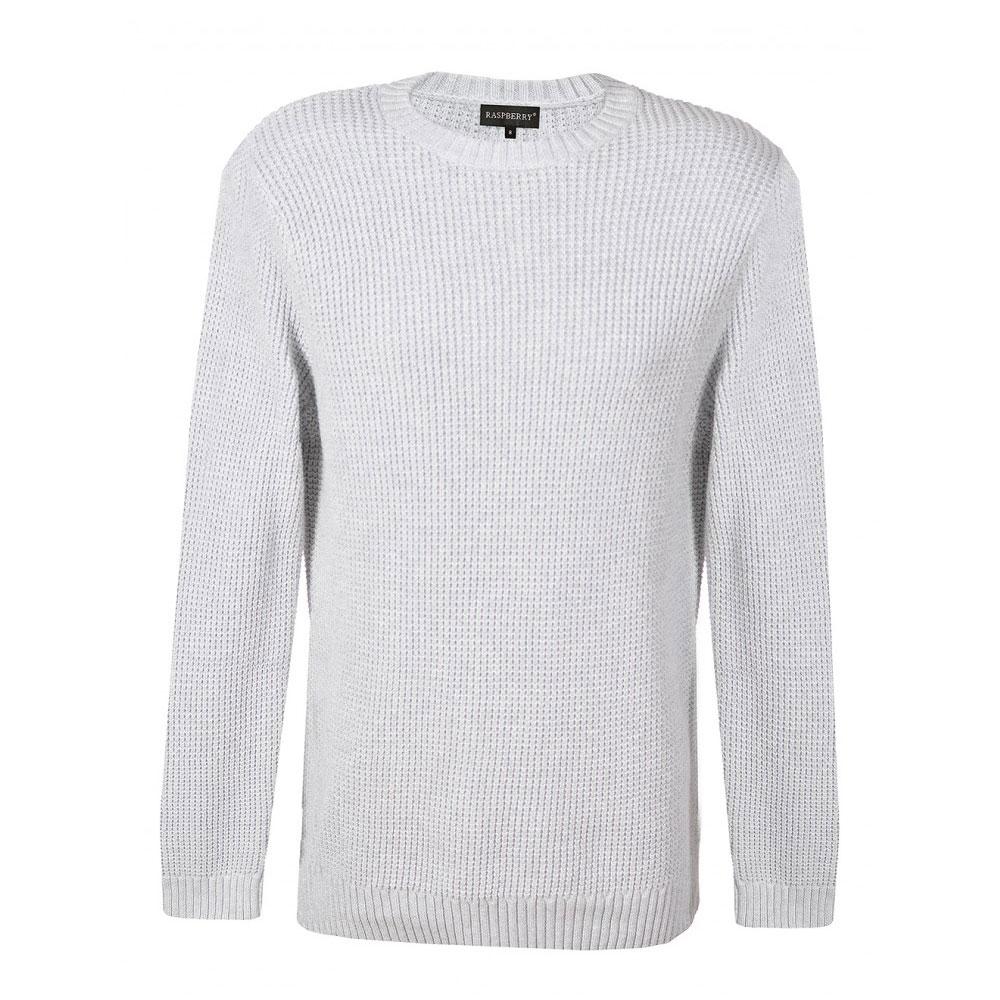 pulover cu decolteu rotund
