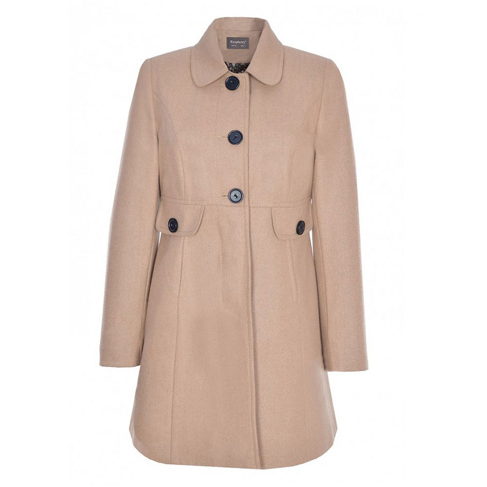 palton dama cu nasturi