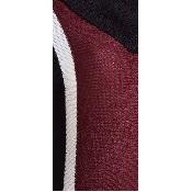 Rochie din tricot visinie