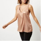Bluza texturata roz