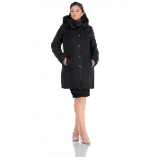 haina dama cu gluga masuri mari