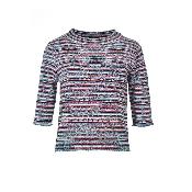 pulover multicolor