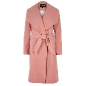Palton roz