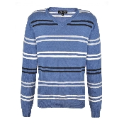 pulover cu dungi