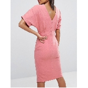 Rochie coral