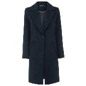 palton cu buzunare