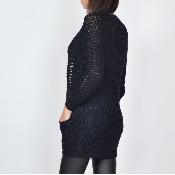 Blazer din tricot